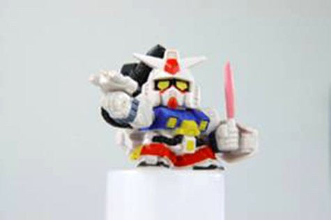 Image 5 for Sd Gundum Fullcolor Official Collection Book