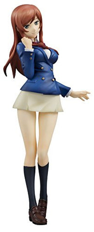 Image for Gundam Build Fighters Try - Kamiki Mirai - Gundam Girls Generation - 1/10 (MegaHouse)