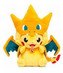Image for Charizard Pikachu Pokemon Center Mega Tokyo Limited Version