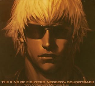 Image 1 for THE KING OF FIGHTERS NEOGEO's SOUNDTRACK 10th Anniversary Memorial Box