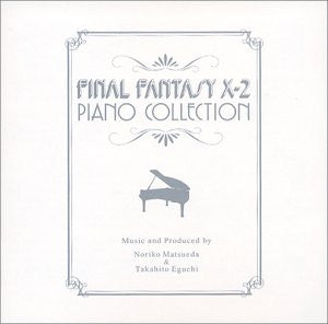 Image 1 for Piano Collection FINAL FANTASY X-2