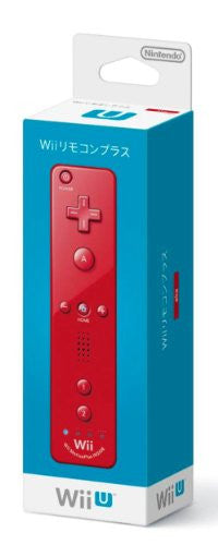 Image 2 for Wii Remote Plus Control (Red)