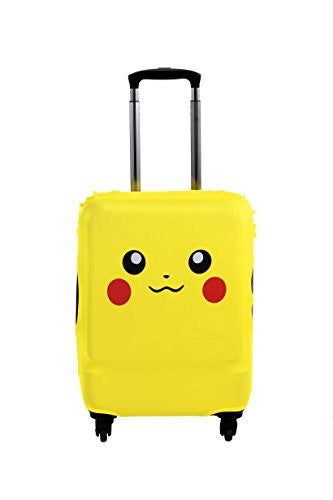 Image 1 for Suitcase Cover - Pikachu - Size M
