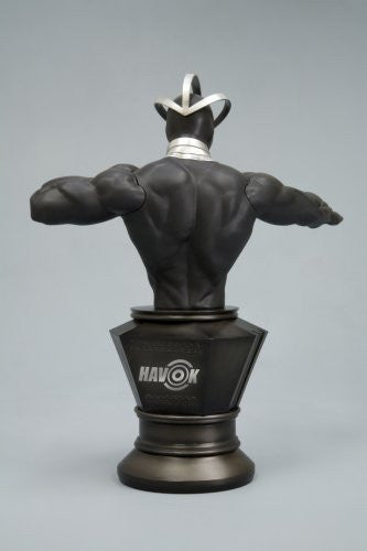 Image 4 for X-Men - Havok - Fine Art Bust - Classic Chapter ver. (Kotobukiya)