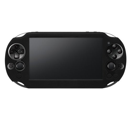 Silicon Cover for PS Vita PCH-2000 (Black)