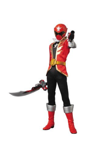 Image 4 for Kaizoku Sentai Gokaiger - Gokai Red - Project BM! 60 - 1/6 (Bandai, Medicom Toy)