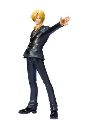 Image for One Piece - Sanji - Figuarts ZERO - The New World (Bandai)