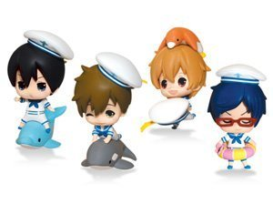 Free! - Deformed Figure Series Vol. 1