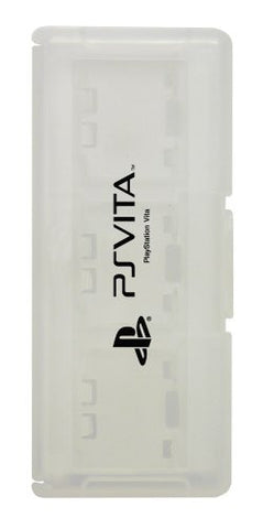 Image for Card Case 6 for PlayStation Vita (White)
