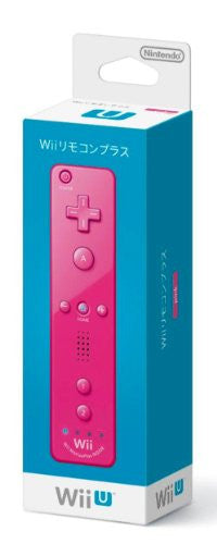 Image 2 for Wii Remote Plus Control (Pink)