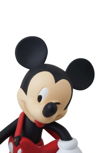 Image 3 for Mickey Mouse - Vinyl Collectible Dolls 186 - 186 - Grunge Rock Ver. (Medicom Toy)