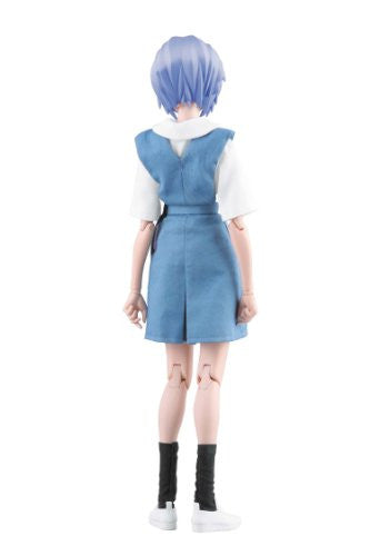 Image 4 for Shin Seiki Evangelion - Ayanami Rei - Real Action Heroes #499 - 1/6 - Evangelion 2.0 Uniform Ver. (Medicom Toy)