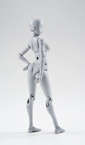 Image 10 for S.H.Figuarts - Body-chan - Yabuki Kentarou Edition, DX Set, Gray Color Ver.