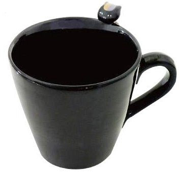 Image 1 for Natsume Yuujinchou - Riou (Black Nyanko) - Mug B (Movic)