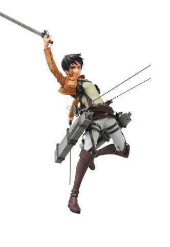 Image for Shingeki no Kyojin - Eren Yeager - Real Action Heroes #668 - 1/6 (Medicom Toy)