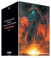 Image for Godzilla DVD Collection 1