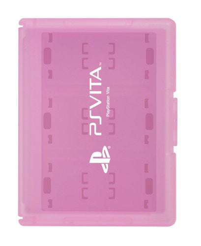 Image 1 for Card Case 12 for PlayStation Vita (Pink)