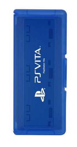 Image 1 for Card Case 6 for PlayStation Vita (Blue)