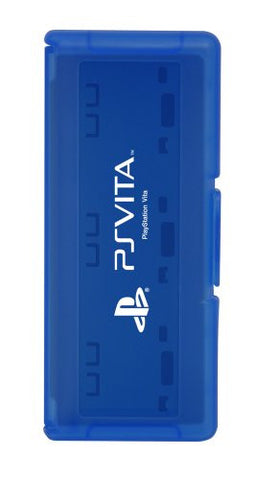Image for Card Case 6 for PlayStation Vita (Blue)