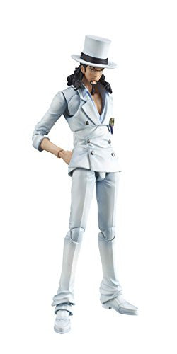 Image 7 for One Piece Film Gold - Hattori - Rob Lucci - Variable Action Heroes (MegaHouse)