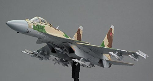 Image 4 for GiMIX Aircraft Series - AC603 - Russian Air Force Su-27M - 1/144 - Flanker E1 (Tomytec)