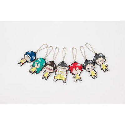 Image 2 for Yowamushi Pedal - Naruko Shoukichi - Keyholder - Rubber Strap - Yowamushi Pedal Rubber Keychain Collection Vol.1 (TMS Entertainment)
