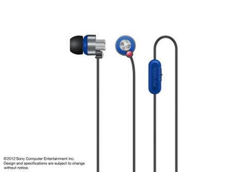 Image for Sony PS Vita PlayStation Vita Earphone (Sapphire Blue)