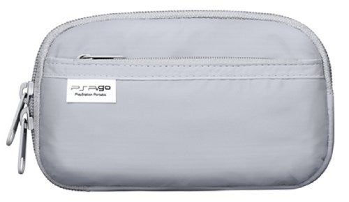 Image 1 for PSP PlayStation Go Pouch (Gray)