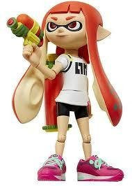 Image for Splatoon - Inkling - Girl