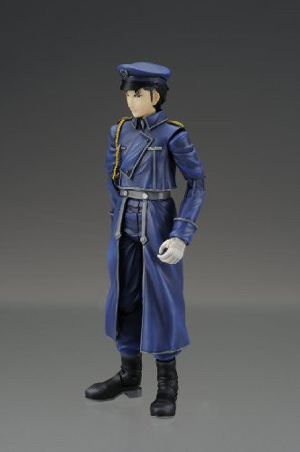 Image 4 for Hagane no Renkinjutsushi Brotherhood - Roy Mustang - Play Arts Kai (Square Enix)