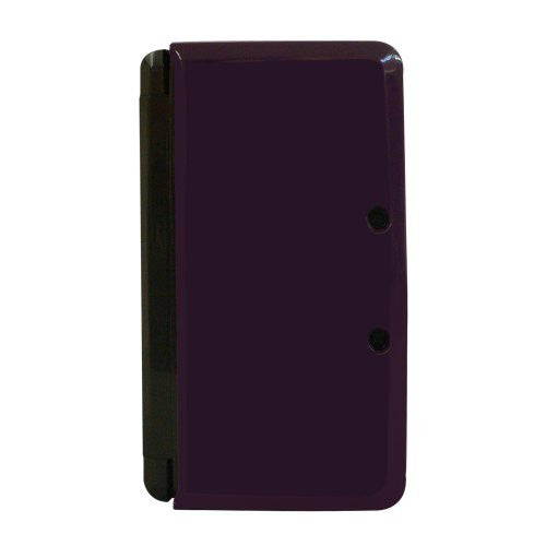 Image 2 for Body Cover 3DS (purple)Body Cover 3DS (white)Body Cover 3DS (black)Body Cover 3DS (clear)