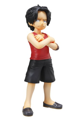 Image 6 for One Piece - Monkey D. Luffy - Portrait Of Pirates MILD - Excellent Model - 1/8 - CB-EX Brothers Bond (MegaHouse)