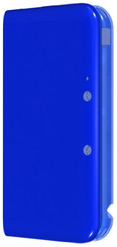 Image 1 for Jelly Hard Cover for 3DS LL (Blue)
