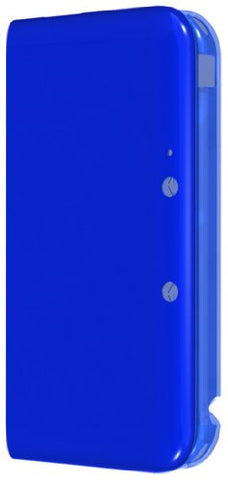 Image for Jelly Hard Cover for 3DS LL (Blue)