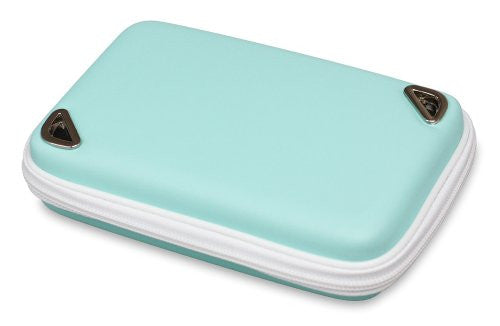 Image 2 for Oshirase Pouch for 3DS LL (Mint)