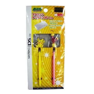 Image for Mascot Touch Pen DS Lite (08 Summer Pikachu & Mimirol)