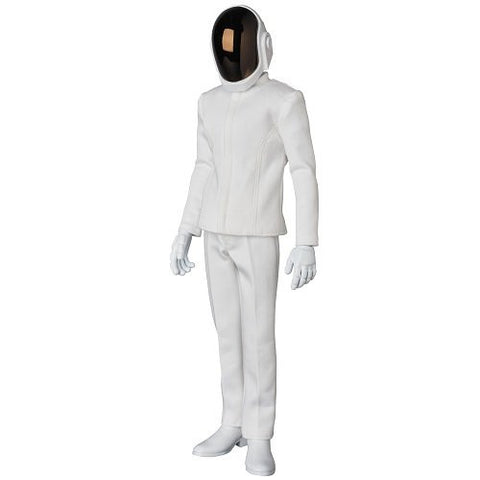Image for Daft Punk - Guy-Manuel de Homem-Christo - Real Action Heroes No.734 - 1/6 - White Suit Ver. (Medicom Toy)