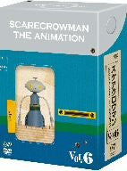 Image for Scarecrowman 6 [DVD+Figure Limited Edition]