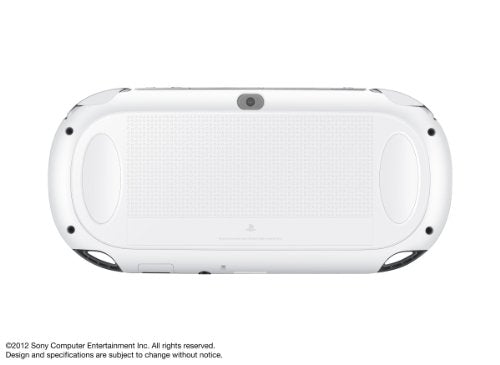 Image 3 for PSVita PlayStation Vita - Wi-Fi Model [Crystal White]