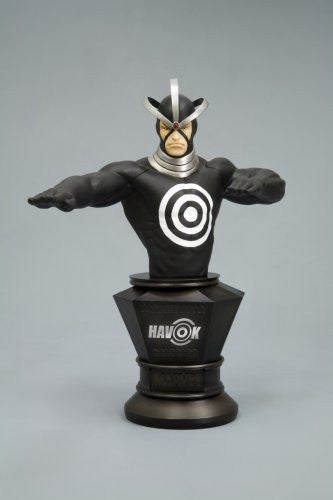 Image 3 for X-Men - Havok - Fine Art Bust - Classic Chapter ver. (Kotobukiya)