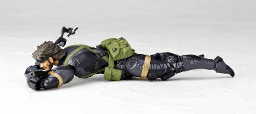 Image 6 for Metal Gear Solid Peace Walker - Naked Snake - Revoltech #131 (Kaiyodo)