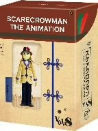 Image for Scarecrowman Vol.8 [DVD+Figure Limited Edition]