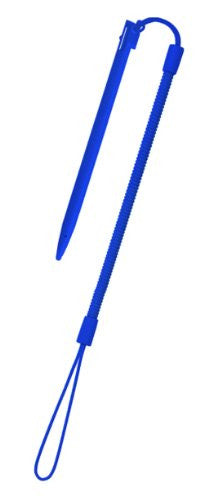 Image 1 for Touch Pen Leash for 3DS LL (Ocean Blus)