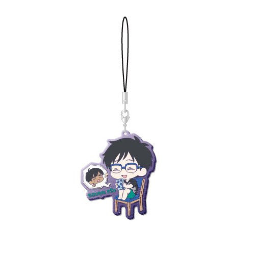 Image 6 for Yuri on Ice Clear Rubber Strap Box