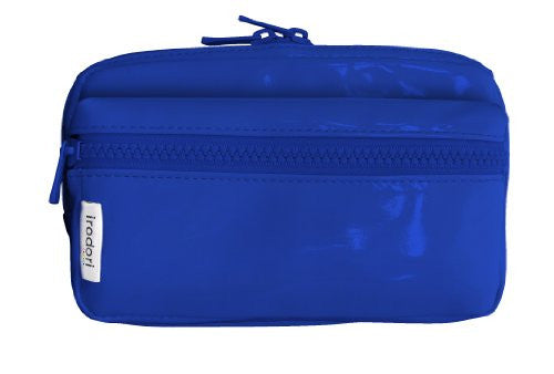 Image 1 for Enamel Pouch for 3DS LL (Ocean Blue)
