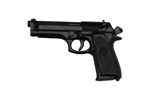 Image 4 for 1/12 Realistic Weapon Series GUN-1 - Realistic Handgun - 1/12 (Platz)