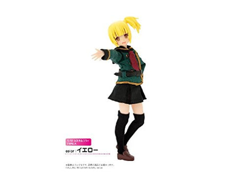 Image for Assault Lily - Custom Lily - Picconeemo - Picconeemo Character Series - Type-A - 1/12 - Yellow (Azone)