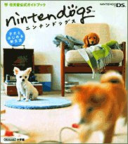 Image 1 for Nintendogs Wonder Life Special Nintendo Official Guide Book / Ds