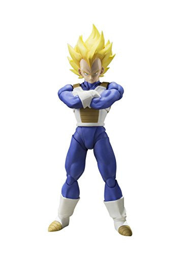 Image 1 for Dragon Ball Z - Vegeta SSJ - S.H.Figuarts (Bandai)