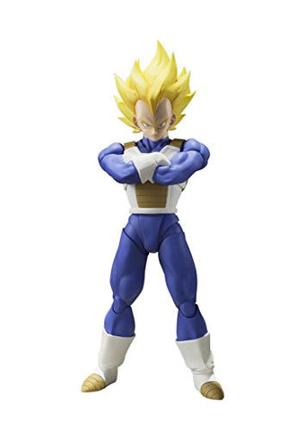 Image for Dragon Ball Z - Vegeta SSJ - S.H.Figuarts (Bandai)